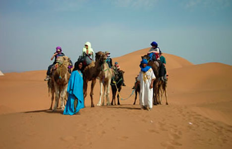 School Expeditions to Morocco